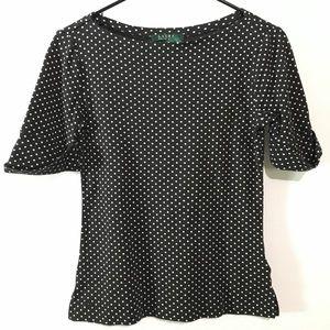 🛍💰Lauren Ralph Lauren  Short Sleeve Shirt